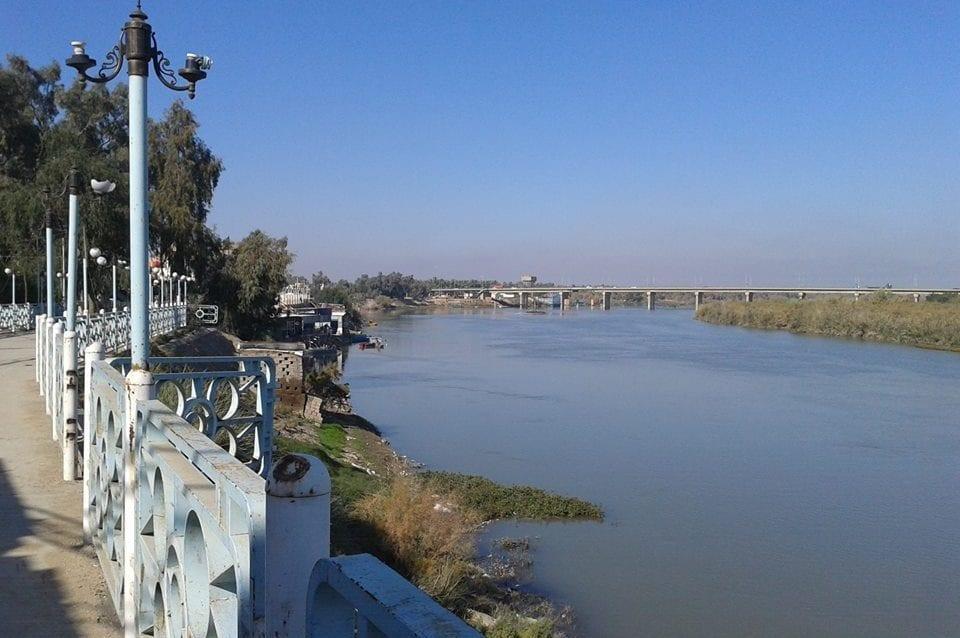 مدينة النعمانية في محافظة واسط