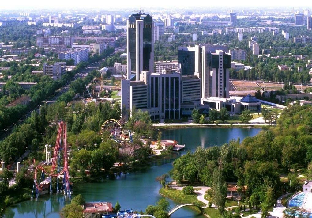 أين تقع مدينة طشقند : اقرأ - السوق المفتوح