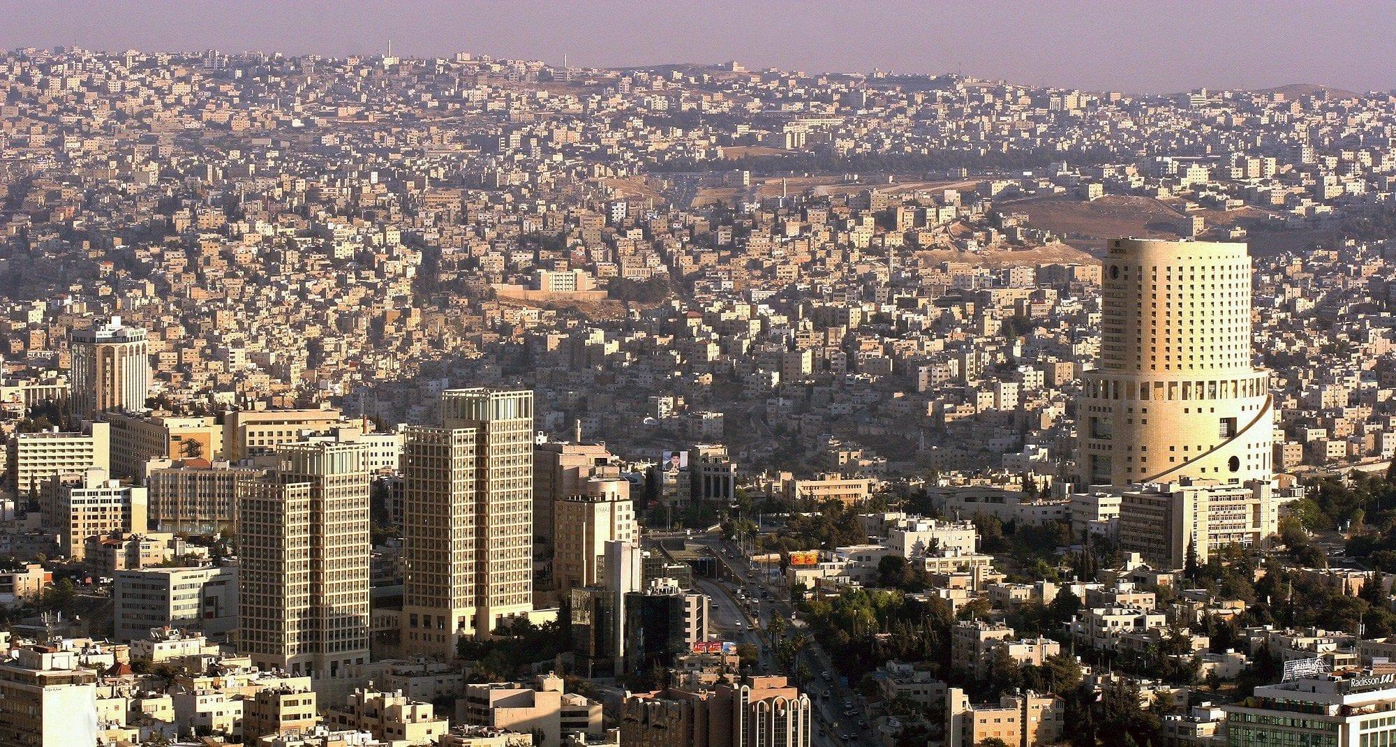 أسماء مناطق عمان
