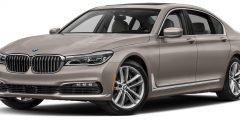سيارة BMW 750 2017