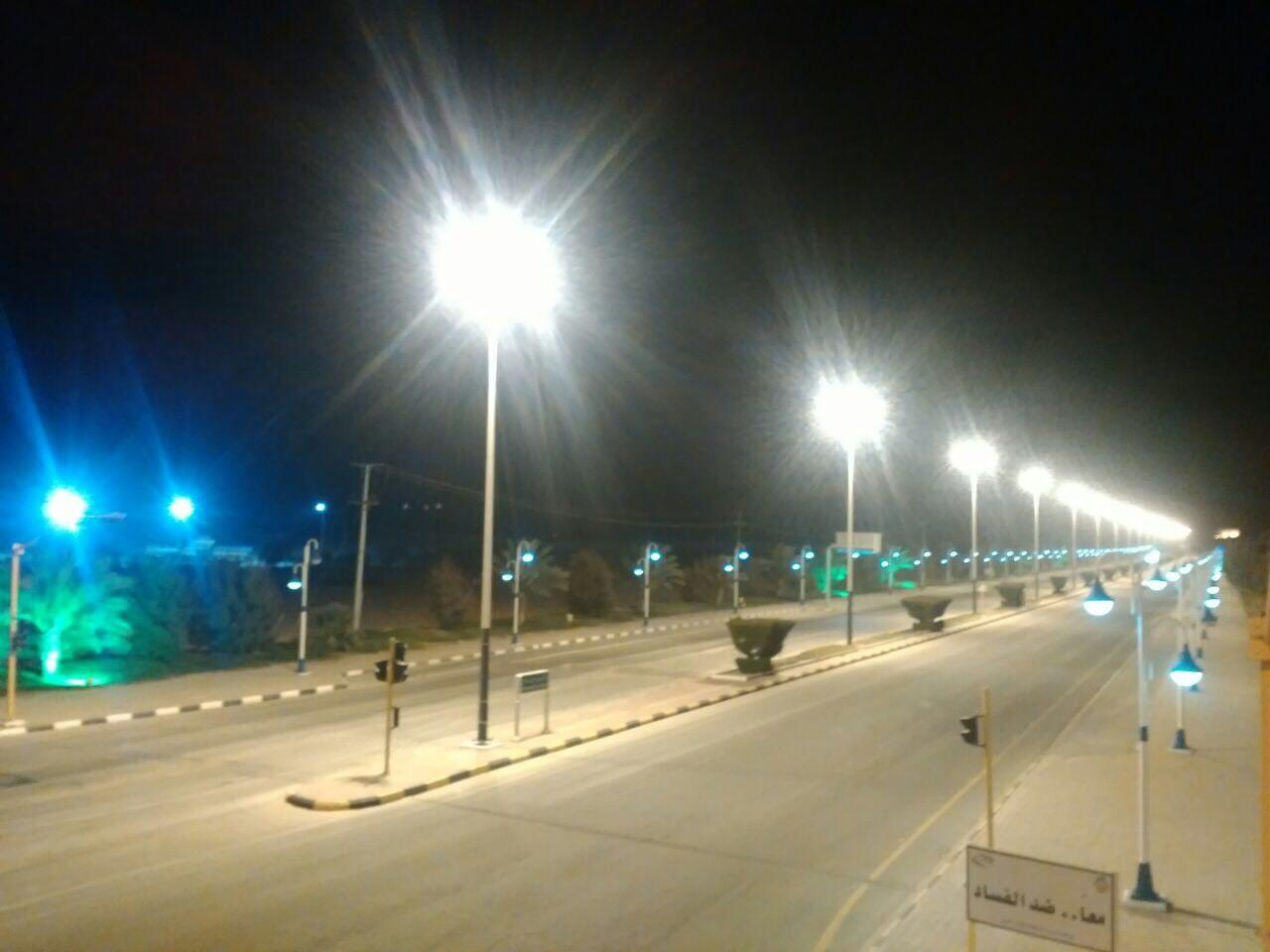 محافظة قرية العليا في السعودية