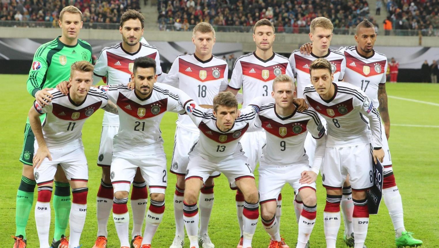 منتخب ألمانيا لكرة القدم اقرأ السوق المفتوح