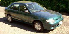 سيارة هيونداي 1999