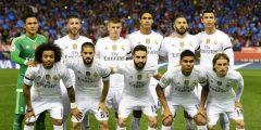 فريق ريال مدريد 2019