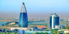 مدينة الشوال السودانية
