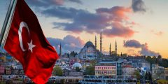 مدينة سرت التركية
