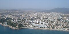 مدينة مستغانم الجزائرية